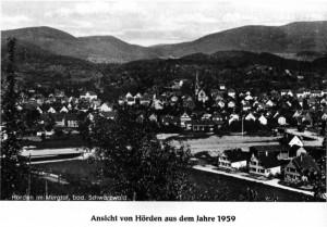 Hörden 1959