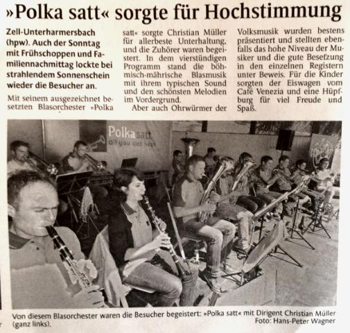 Polka satt Pressetext