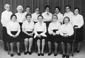 1979 Festdamen vom 50-jähriges 1929