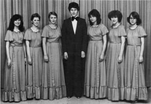 Festdamen 1979