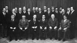 Vereinsführung 1979