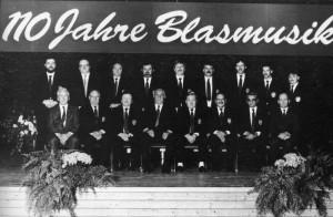 Vereinsführung 1989
