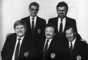 Vorstandschaft 1989