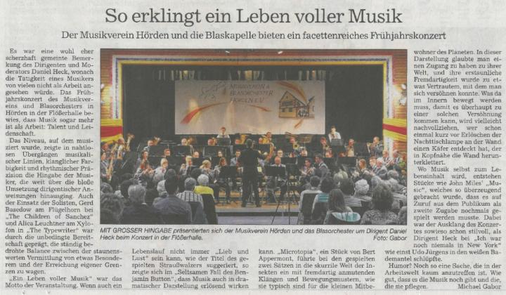 Konzert 09-05-2015 Bericht BNN